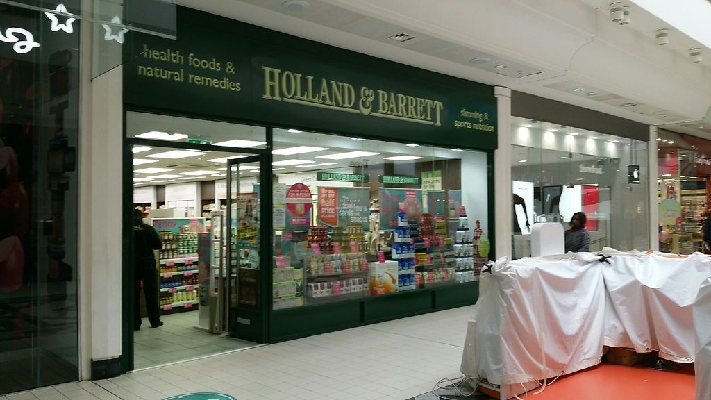 "Photo of Holland and Barrett - Wimbledon  by <a href=""/members/profile/jollypig"">jollypig</a> <br/>Inside Centre Court <br/> April 21, 2017  - <a href='/contact/abuse/image/5780/250522'>Report</a>"