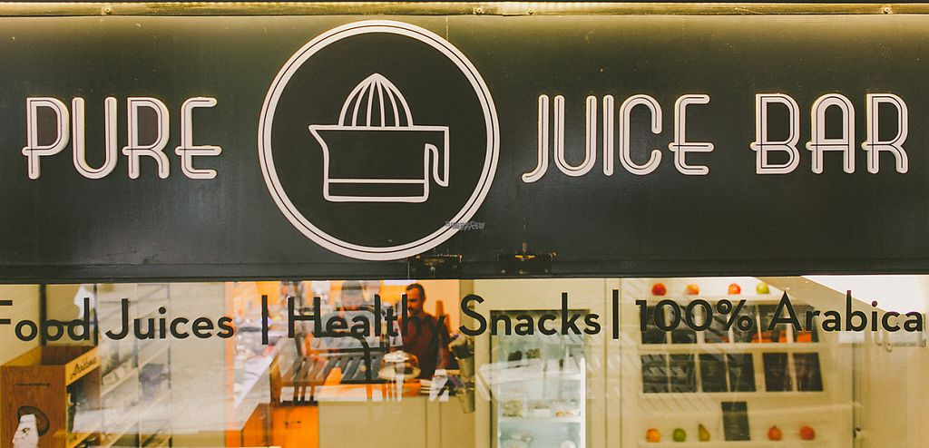 """Photo of PURE Juice Bar  by <a href=""""/members/profile/monthanos"""">monthanos</a> <br/>Pure Juice Bar - interior view <br/> November 30, 2016  - <a href='/contact/abuse/image/57816/195950'>Report</a>"""