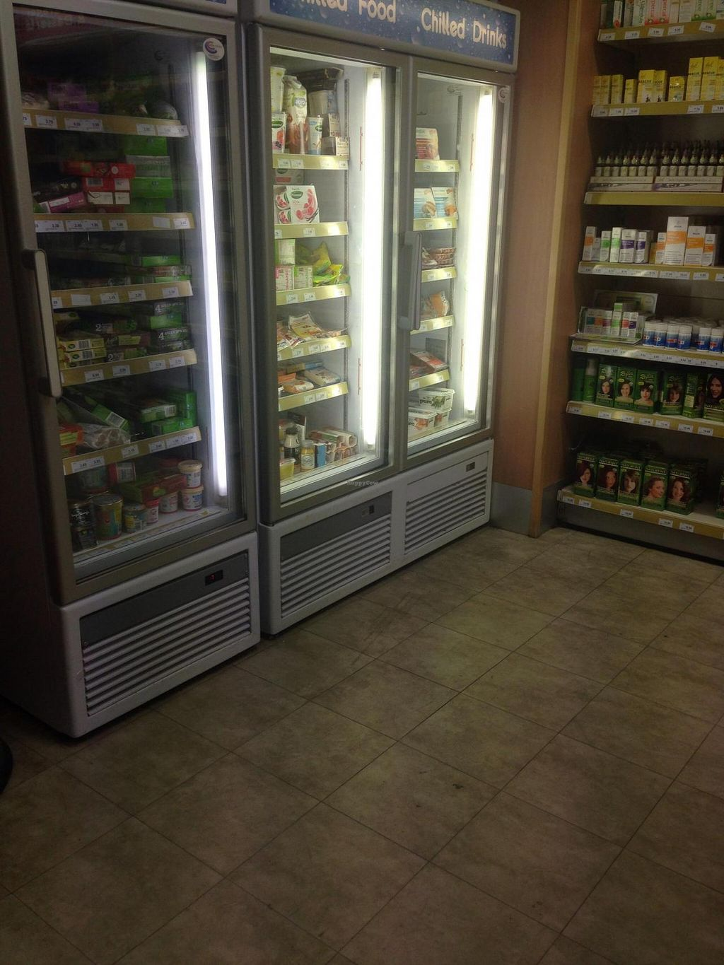 """Photo of Holland and Barrett - Eltham  by <a href=""""/members/profile/Clare"""">Clare</a> <br/>Chilled goods <br/> June 26, 2015  - <a href='/contact/abuse/image/5783/107316'>Report</a>"""