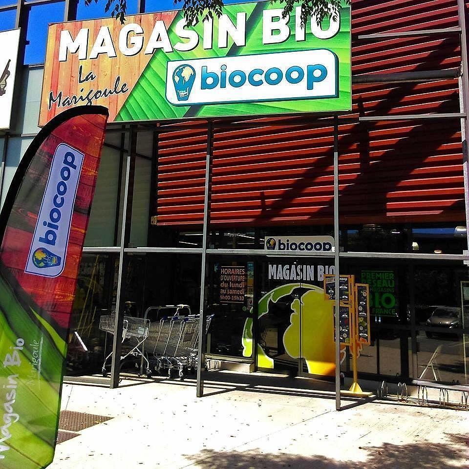 """Photo of Biocoop La Marigoule  by <a href=""""/members/profile/AlexandreBiocoop"""">AlexandreBiocoop</a> <br/>Magasin bio : biocoop <br/> September 5, 2017  - <a href='/contact/abuse/image/57886/301140'>Report</a>"""