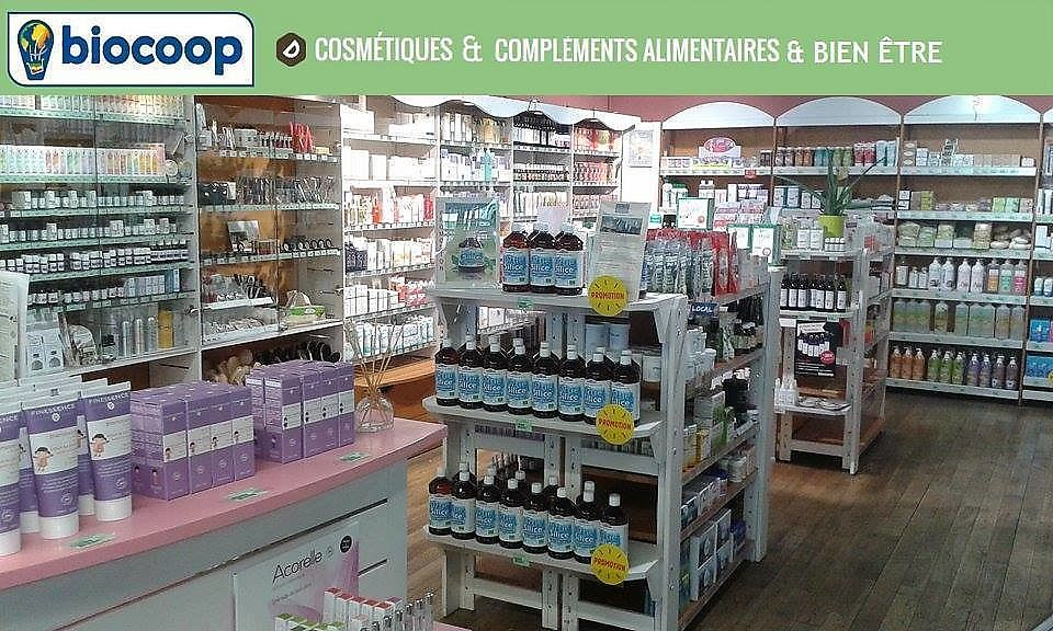 """Photo of Biocoop La Marigoule  by <a href=""""/members/profile/AlexandreBiocoop"""">AlexandreBiocoop</a> <br/>Compléments alimentaires bio <br/> September 5, 2017  - <a href='/contact/abuse/image/57886/301148'>Report</a>"""
