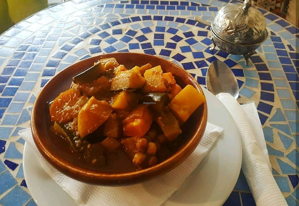 "Photo of La Couscousserie  by <a href=""/members/profile/CloudyMelody"">CloudyMelody</a> <br/>Couscous with veggies <br/> December 24, 2017  - <a href='/contact/abuse/image/57907/338711'>Report</a>"