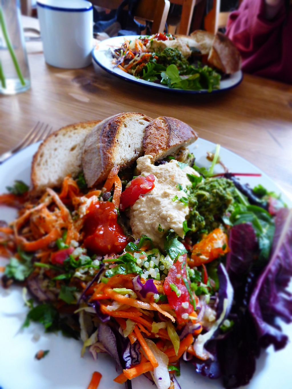 "Photo of Beyond the Kale  by <a href=""/members/profile/FranMcgarryArtist"">FranMcgarryArtist</a> <br/>Tasty Lunch <br/> May 11, 2017  - <a href='/contact/abuse/image/57927/257829'>Report</a>"