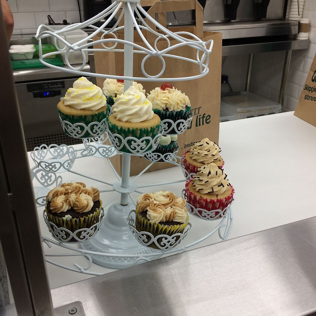 """Photo of VBites  by <a href=""""/members/profile/Hoggy"""">Hoggy</a> <br/>Selection of vegan cupcakes <br/> September 20, 2017  - <a href='/contact/abuse/image/57931/306465'>Report</a>"""