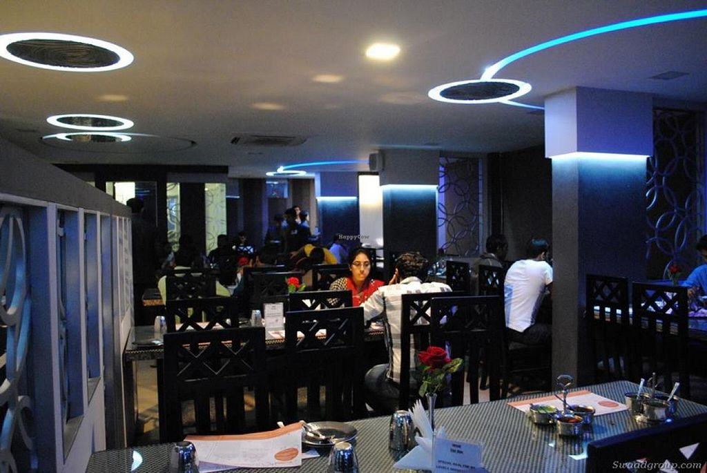 """Photo of Swaad Fine Dine  by <a href=""""/members/profile/community"""">community</a> <br/>Swaad Fine Dine <br/> April 30, 2015  - <a href='/contact/abuse/image/57946/100751'>Report</a>"""