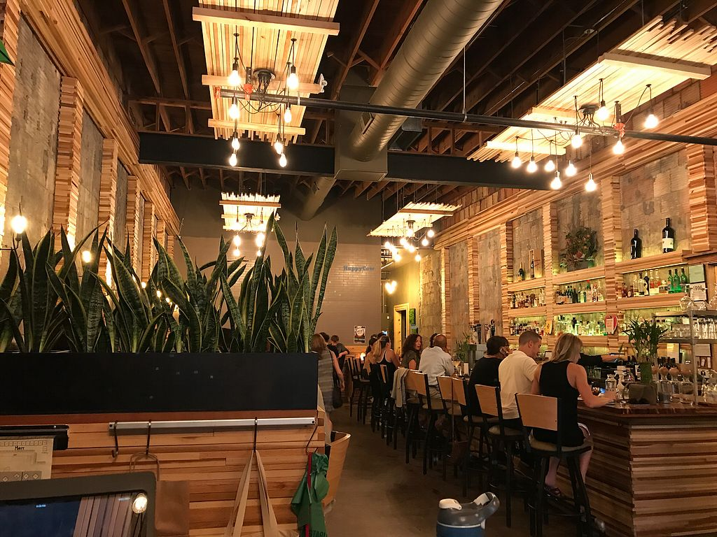 "Photo of GreenSpace Cafe  by <a href=""/members/profile/amanda.rahimian"">amanda.rahimian</a> <br/>trendy interior <br/> July 20, 2017  - <a href='/contact/abuse/image/57951/282342'>Report</a>"