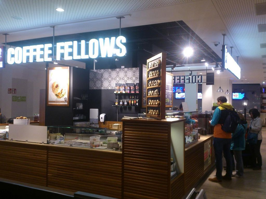 """Photo of Coffee Fellows - Hauptbahnhof  by <a href=""""/members/profile/Tank242"""">Tank242</a> <br/>coffee fellows @Markthalle  <br/> June 1, 2015  - <a href='/contact/abuse/image/57980/104333'>Report</a>"""