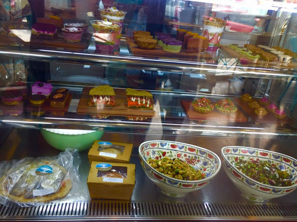 """Photo of Earthy Eating Cafe  by <a href=""""/members/profile/karlaess"""">karlaess</a> <br/>Raw Vegan treats <br/> December 5, 2015  - <a href='/contact/abuse/image/58006/127353'>Report</a>"""