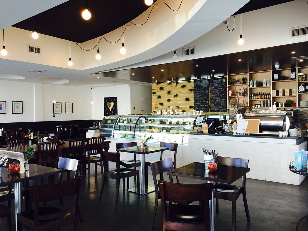 """Photo of Healthy Planet Cafe  by <a href=""""/members/profile/karlaess"""">karlaess</a> <br/>Interior <br/> November 2, 2015  - <a href='/contact/abuse/image/58008/123553'>Report</a>"""