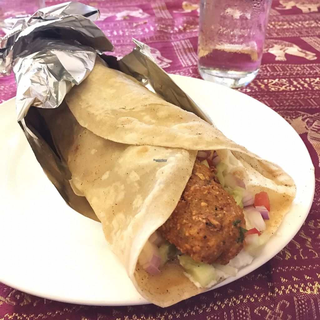 "Photo of CLOSED: Besto Restaurant and Mart  by <a href=""/members/profile/ThomasKientz"">ThomasKientz</a> <br/>falafel wrap 3$ <br/> February 20, 2017  - <a href='/contact/abuse/image/58015/228425'>Report</a>"