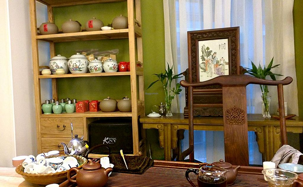 """Photo of Belencre Vegan Restaurant  by <a href=""""/members/profile/shara"""">shara</a> <br/>Chinese Tea Room <br/> May 4, 2015  - <a href='/contact/abuse/image/58029/101224'>Report</a>"""
