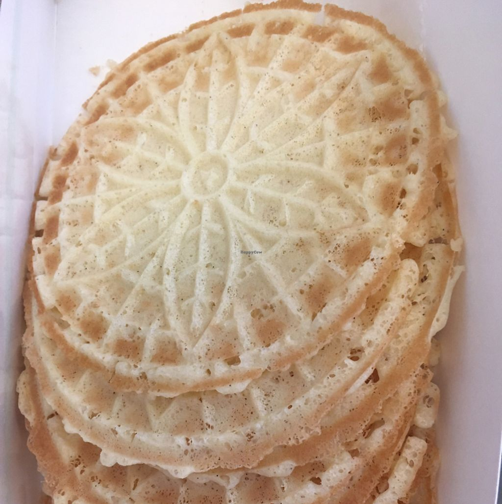 """Photo of Buttermilk Bake Shop  by <a href=""""/members/profile/meredith"""">meredith</a> <br/>pizzelles!  <br/> May 31, 2017  - <a href='/contact/abuse/image/58045/264604'>Report</a>"""