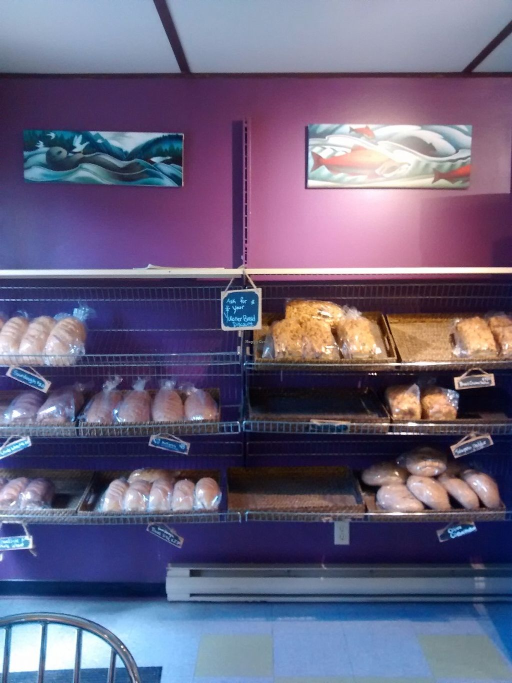 "Photo of Village Bakery and Deli  by <a href=""/members/profile/QuothTheRaven"">QuothTheRaven</a> <br/>Bread <br/> June 23, 2016  - <a href='/contact/abuse/image/58047/155564'>Report</a>"