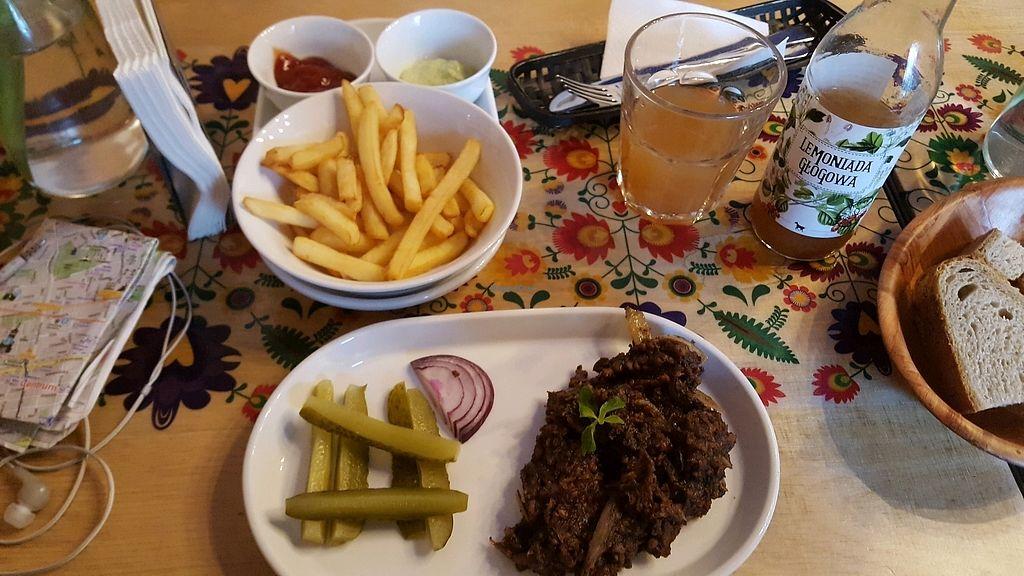 "Photo of Vege Bistro - Polish Vegan Food  by <a href=""/members/profile/LeaV.Contreras"">LeaV.Contreras</a> <br/>Vegan  <br/> January 31, 2018  - <a href='/contact/abuse/image/58057/353070'>Report</a>"