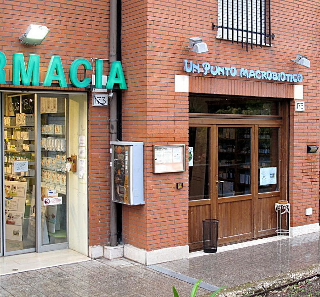 """Photo of Un Punto Macrobiotico - Tuscolano  by <a href=""""/members/profile/lallilaranja"""">lallilaranja</a> <br/>located just next to the pharmacy <br/> May 5, 2015  - <a href='/contact/abuse/image/58061/101315'>Report</a>"""
