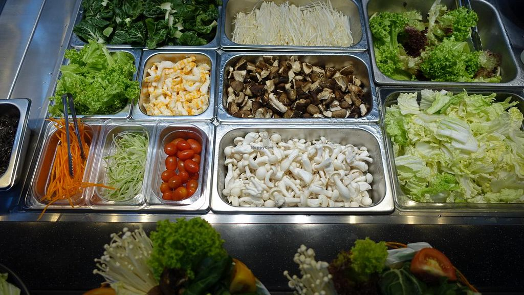 """Photo of Greendot - Westgate  by <a href=""""/members/profile/JimmySeah"""">JimmySeah</a> <br/>salad bar <br/> May 4, 2015  - <a href='/contact/abuse/image/58063/101263'>Report</a>"""