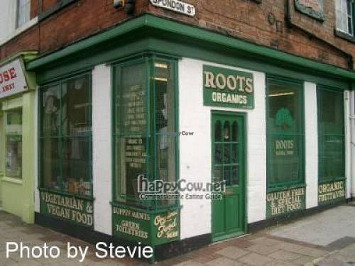 """Photo of Roots Natural Foods  by <a href=""""/members/profile/Stevie"""">Stevie</a> <br/>outside <br/> June 16, 2008  - <a href='/contact/abuse/image/5812/370'>Report</a>"""