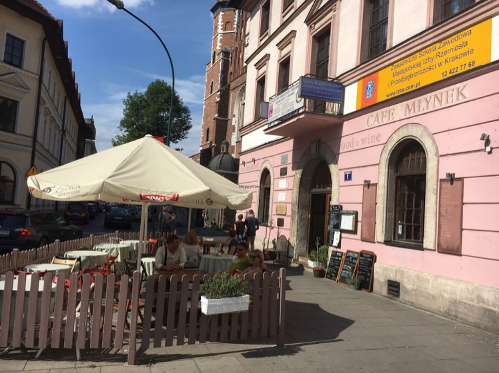 """Photo of Cafe Mlynek  by <a href=""""/members/profile/hack_man"""">hack_man</a> <br/>outside  <br/> July 23, 2016  - <a href='/contact/abuse/image/5813/161765'>Report</a>"""