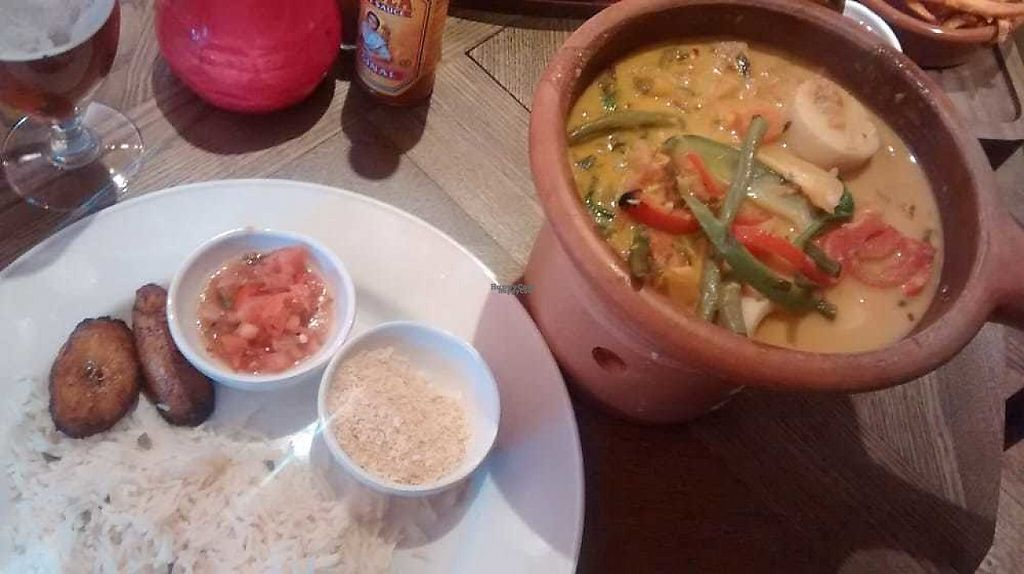 """Photo of Las Iguanas  by <a href=""""/members/profile/TrixieFirecracker"""">TrixieFirecracker</a> <br/>Bahla Moqueca <br/> January 1, 2017  - <a href='/contact/abuse/image/58144/206718'>Report</a>"""