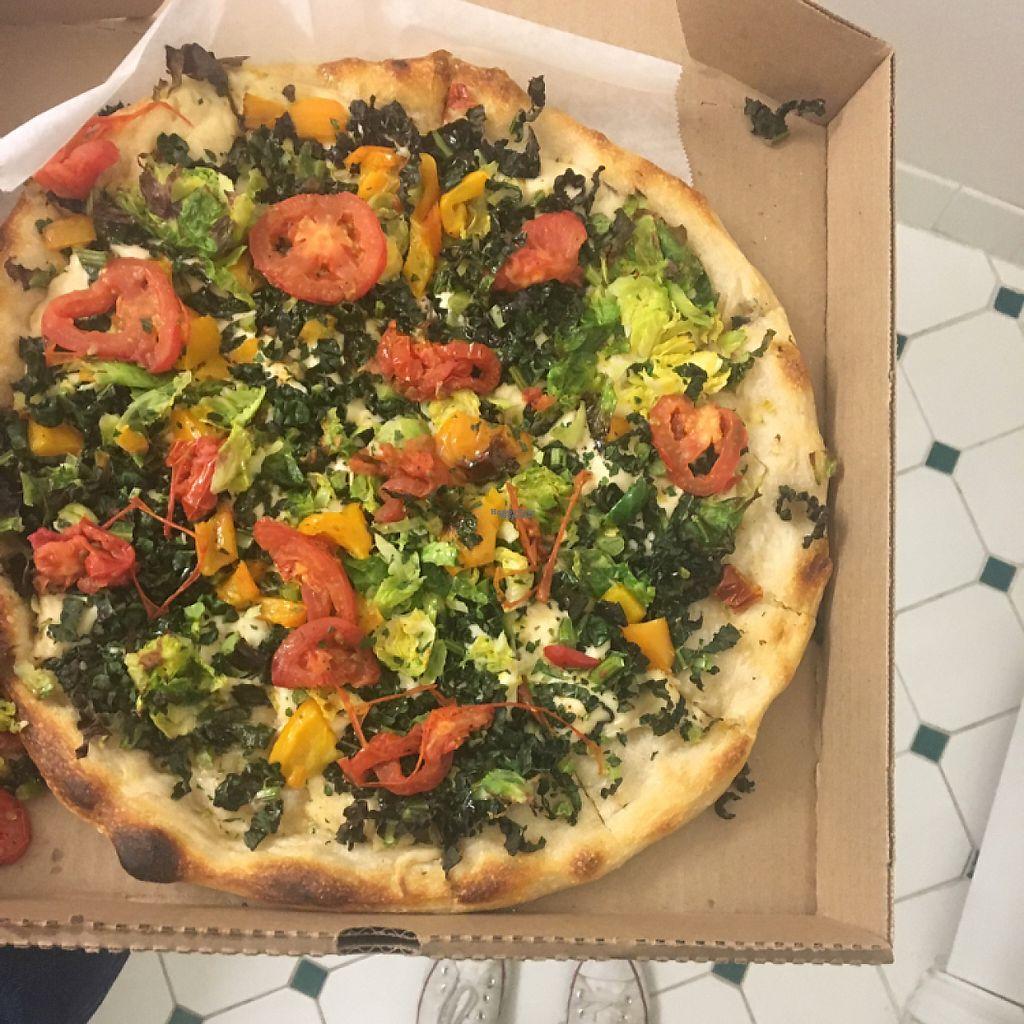 "Photo of La Grande Orange  by <a href=""/members/profile/EllenSummers"">EllenSummers</a> <br/>Vegan pizza! <br/> March 7, 2017  - <a href='/contact/abuse/image/58173/233661'>Report</a>"