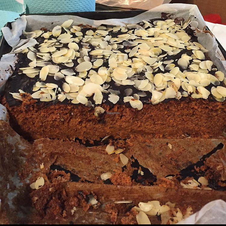 """Photo of BioBazar  by <a href=""""/members/profile/Bea_lc"""">Bea_lc</a> <br/>Vege Kiosk shop - sugar and gluten free vegan cake! <br/> June 10, 2017  - <a href='/contact/abuse/image/58175/267751'>Report</a>"""