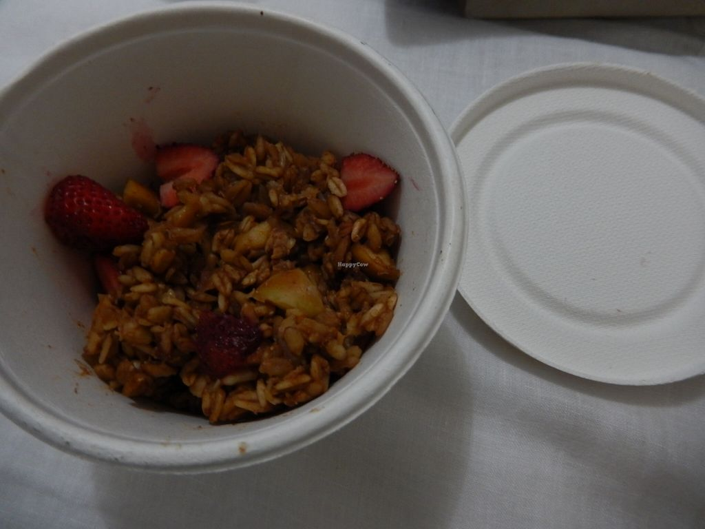 "Photo of Temictli - Hipodromo  by <a href=""/members/profile/CLRtraveller"">CLRtraveller</a> <br/>apple-strawberry crumble as takeaway <br/> May 1, 2016  - <a href='/contact/abuse/image/58187/146961'>Report</a>"