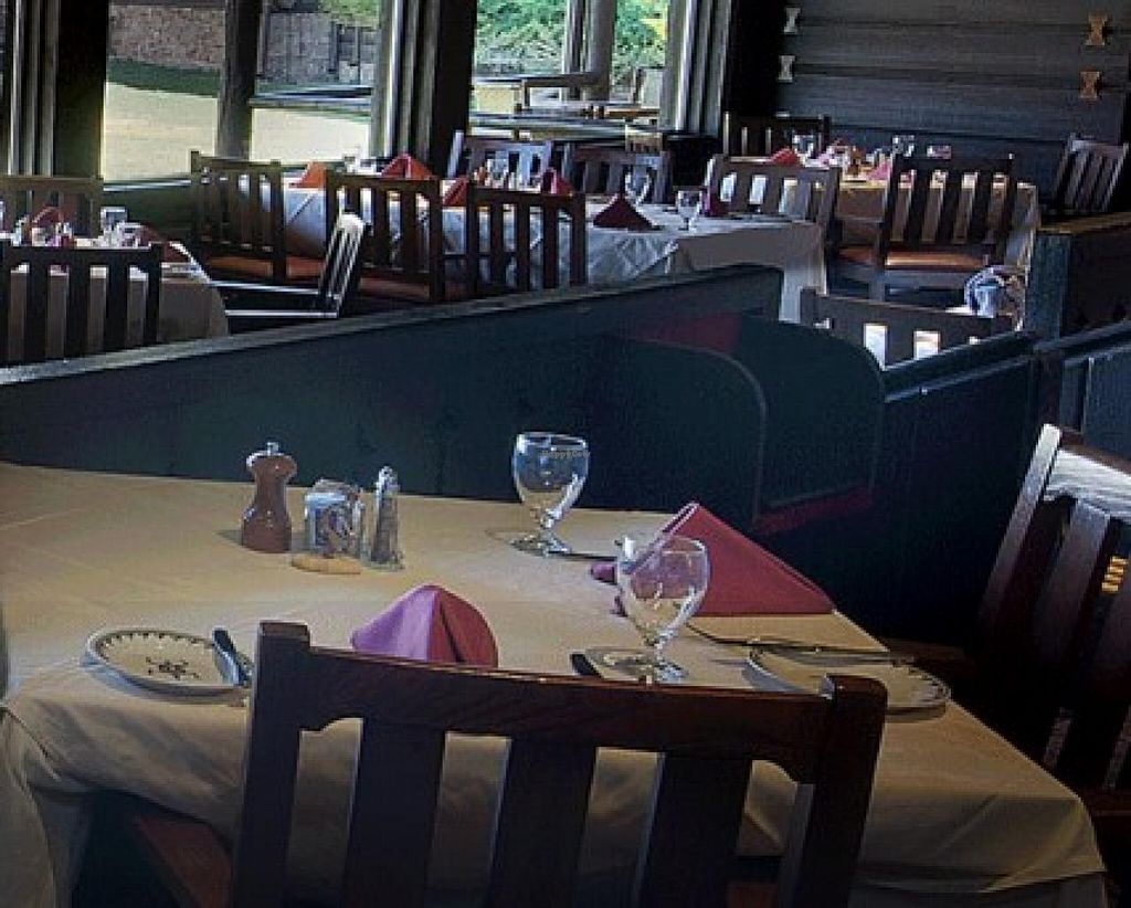 """Photo of El Tovar & The Side Room  by <a href=""""/members/profile/community"""">community</a> <br/>El Tovar Dining Room <br/> May 11, 2015  - <a href='/contact/abuse/image/58237/101922'>Report</a>"""