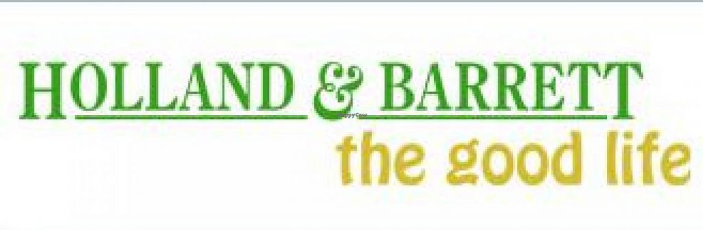 """Photo of Holland and Barrett  by <a href=""""/members/profile/community"""">community</a> <br/>Holland and Barrett <br/> May 11, 2015  - <a href='/contact/abuse/image/58241/101891'>Report</a>"""