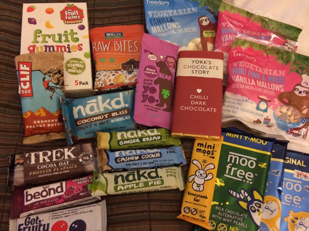 """Photo of Holland and Barrett  by <a href=""""/members/profile/Frida_vh"""">Frida_vh</a> <br/>a lot of vegan bars and chocolates pretty cheap :) recommended✌ <br/> February 22, 2016  - <a href='/contact/abuse/image/58241/137334'>Report</a>"""
