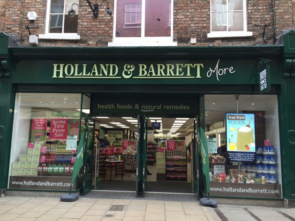 """Photo of Holland and Barrett  by <a href=""""/members/profile/hack_man"""">hack_man</a> <br/>New location bigger premises 2016 <br/> May 7, 2016  - <a href='/contact/abuse/image/58241/147919'>Report</a>"""