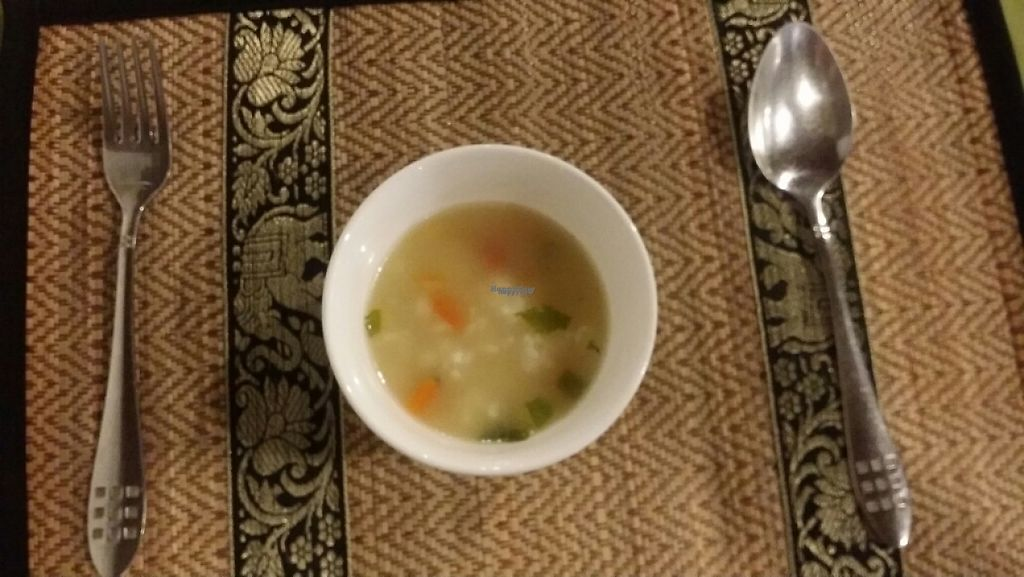 """Photo of Planet Vegis - Emilio Osmena  by <a href=""""/members/profile/Mike%20Munsie"""">Mike Munsie</a> <br/>corn soup <br/> February 6, 2017  - <a href='/contact/abuse/image/58252/223603'>Report</a>"""