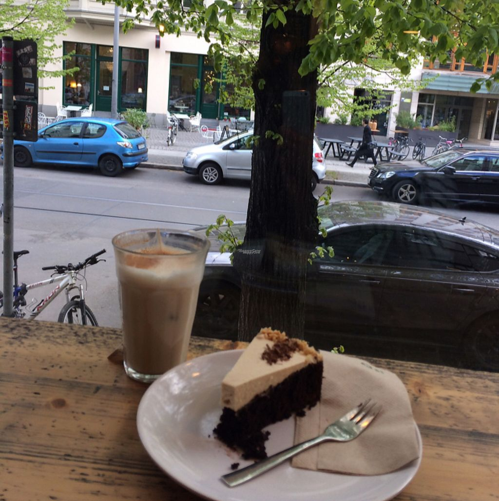 "Photo of Cafe Neundrei  by <a href=""/members/profile/Thimbleworm"">Thimbleworm</a> <br/>Chai Latte & desert :) <br/> April 20, 2017  - <a href='/contact/abuse/image/58259/250161'>Report</a>"