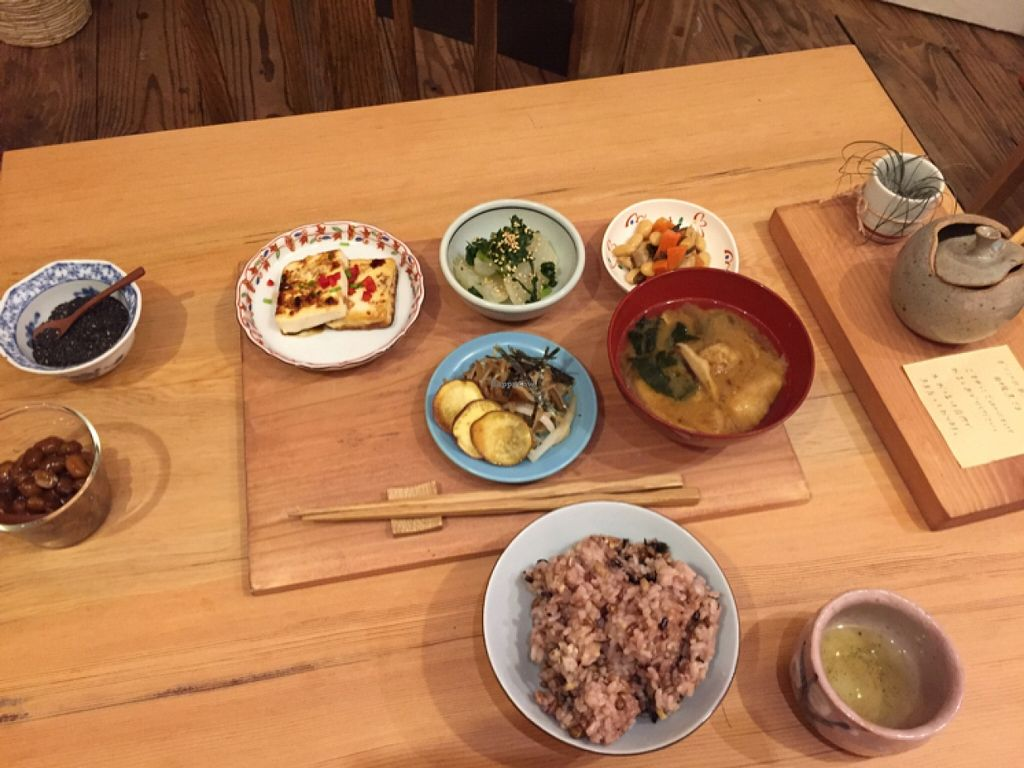 """Photo of CLOSED: Itadaki Zen  by <a href=""""/members/profile/Kimxula"""">Kimxula</a> <br/>dinner <br/> May 11, 2016  - <a href='/contact/abuse/image/58286/148542'>Report</a>"""