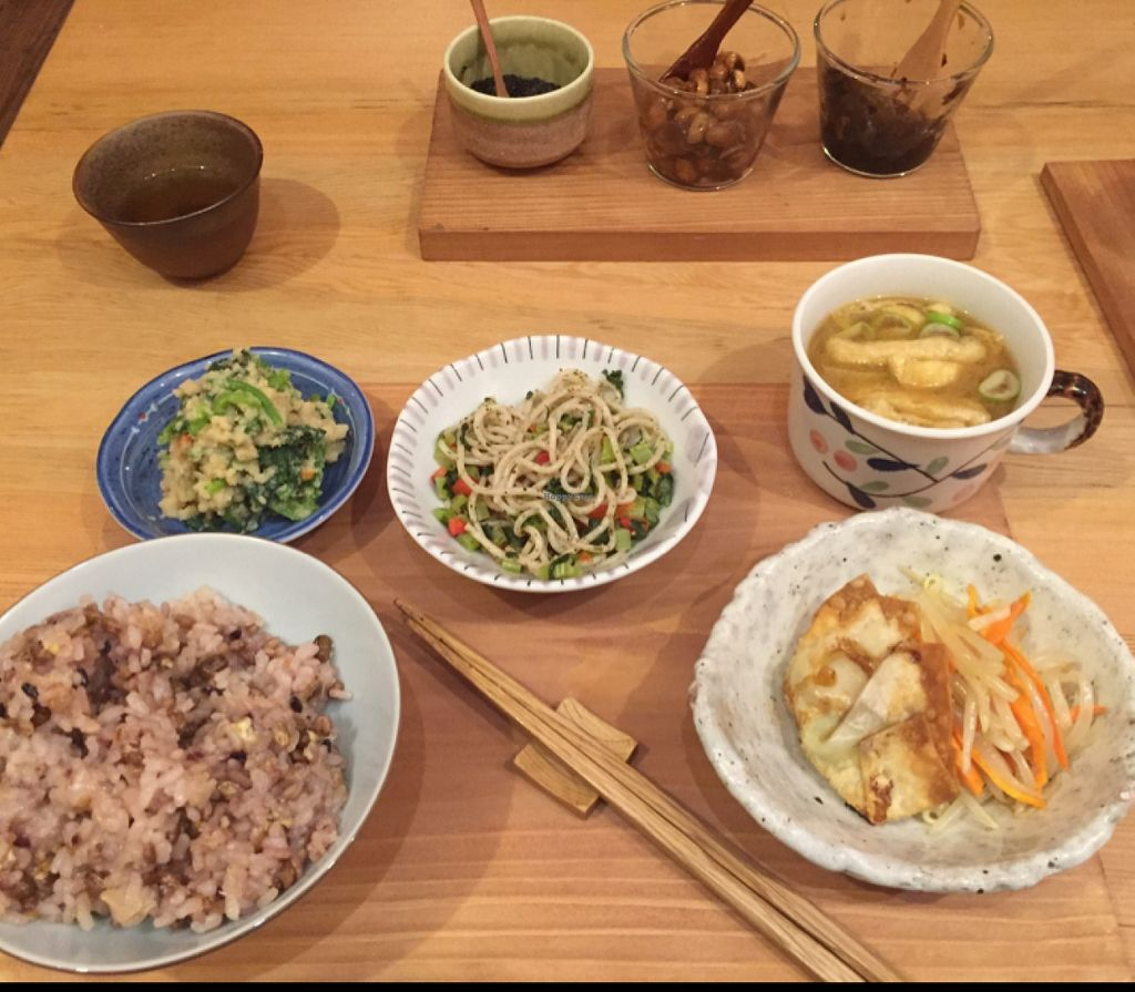 """Photo of CLOSED: Itadaki Zen  by <a href=""""/members/profile/Kimxula"""">Kimxula</a> <br/>dinner set <br/> May 11, 2016  - <a href='/contact/abuse/image/58286/148543'>Report</a>"""
