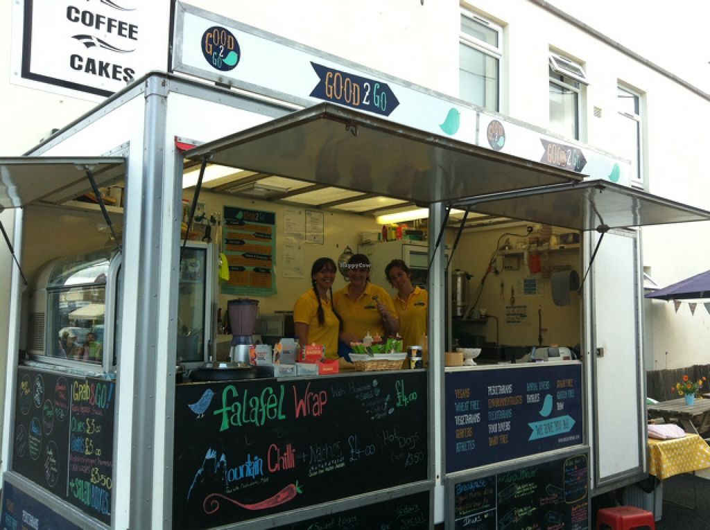 "Photo of CLOSED: Good2Go - Food Trailer  by <a href=""/members/profile/hack_man"">hack_man</a> <br/>outside (taken by Mr P my South West contact) <br/> August 28, 2015  - <a href='/contact/abuse/image/58322/115494'>Report</a>"