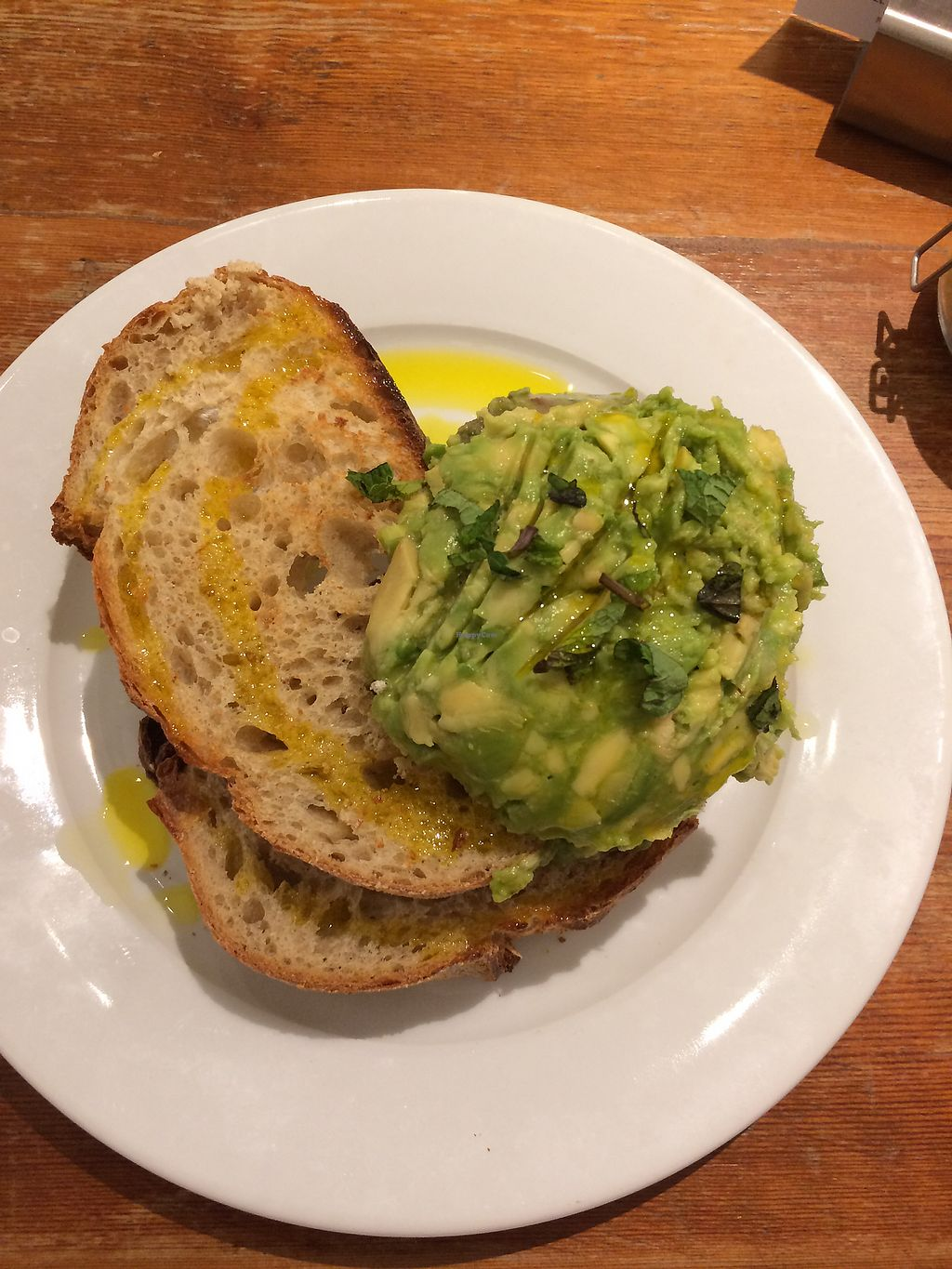 "Photo of Hot Numbers Coffee - Trumpington St  by <a href=""/members/profile/ellieallan"">ellieallan</a> <br/>avo on toast (also comes with chilli jam, ask for without feta) <br/> August 24, 2017  - <a href='/contact/abuse/image/58381/296569'>Report</a>"