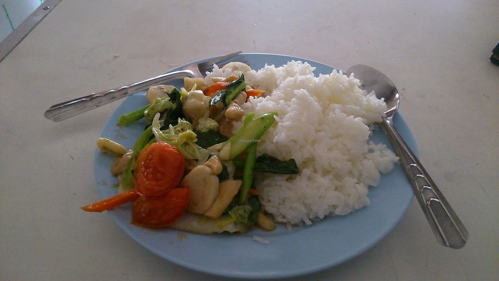 """Photo of CLOSED: Tai Food  by <a href=""""/members/profile/Roevin46"""">Roevin46</a> <br/>Thai Fried Rice with Veg <br/> May 14, 2015  - <a href='/contact/abuse/image/58404/102246'>Report</a>"""