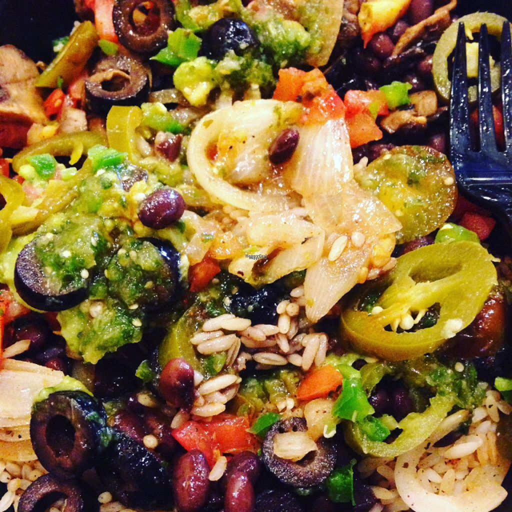 "Photo of Moe's Southwest Grill  by <a href=""/members/profile/calamaestra"">calamaestra</a> <br/>veggie bowl <br/> August 11, 2016  - <a href='/contact/abuse/image/58423/167577'>Report</a>"