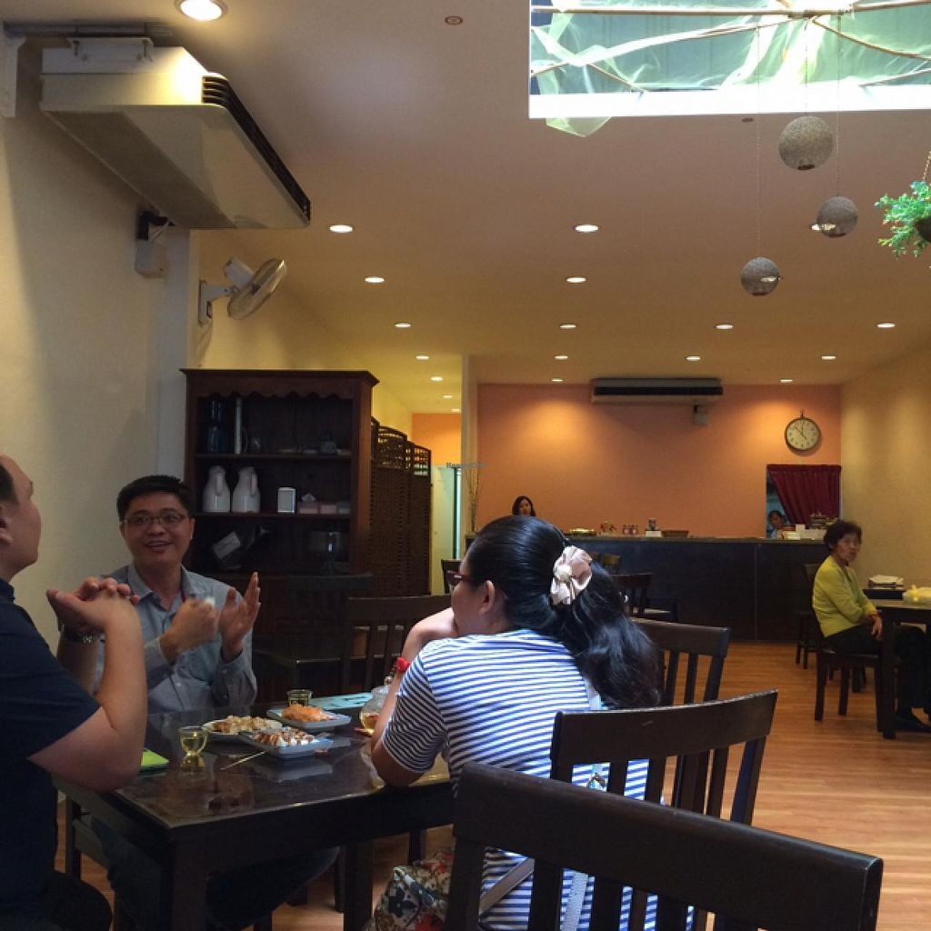 "Photo of Yun Shan Ge Vegetarian House - Penang St  by <a href=""/members/profile/AllysaSem"">AllysaSem</a> <br/>inside  <br/> May 23, 2015  - <a href='/contact/abuse/image/58432/103190'>Report</a>"