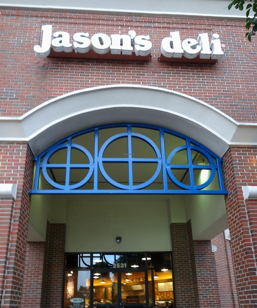 """Photo of Jason's Deli  by <a href=""""/members/profile/Gudrun"""">Gudrun</a> <br/>Jason's Deli <br/> May 16, 2015  - <a href='/contact/abuse/image/58455/200792'>Report</a>"""