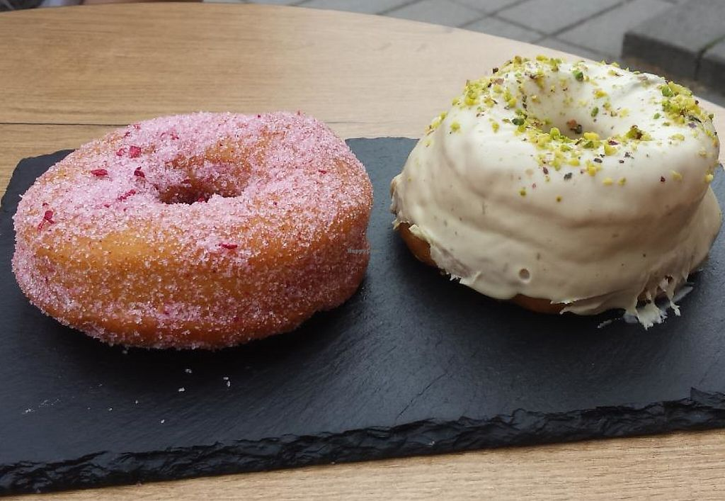 """Photo of Holy Donut  by <a href=""""/members/profile/aisteve_"""">aisteve_</a> <br/>vegan and vegetarian donuts <br/> June 27, 2015  - <a href='/contact/abuse/image/58470/238042'>Report</a>"""