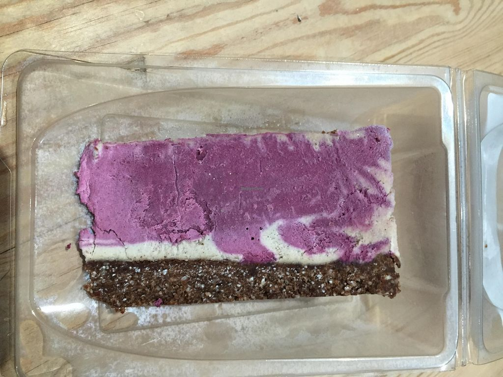 """Photo of The Health Workshop  by <a href=""""/members/profile/Aliblue"""">Aliblue</a> <br/>Raw blackberry and white chocolate cheesecake. So deeeelishus  <br/> August 20, 2015  - <a href='/contact/abuse/image/58473/114480'>Report</a>"""