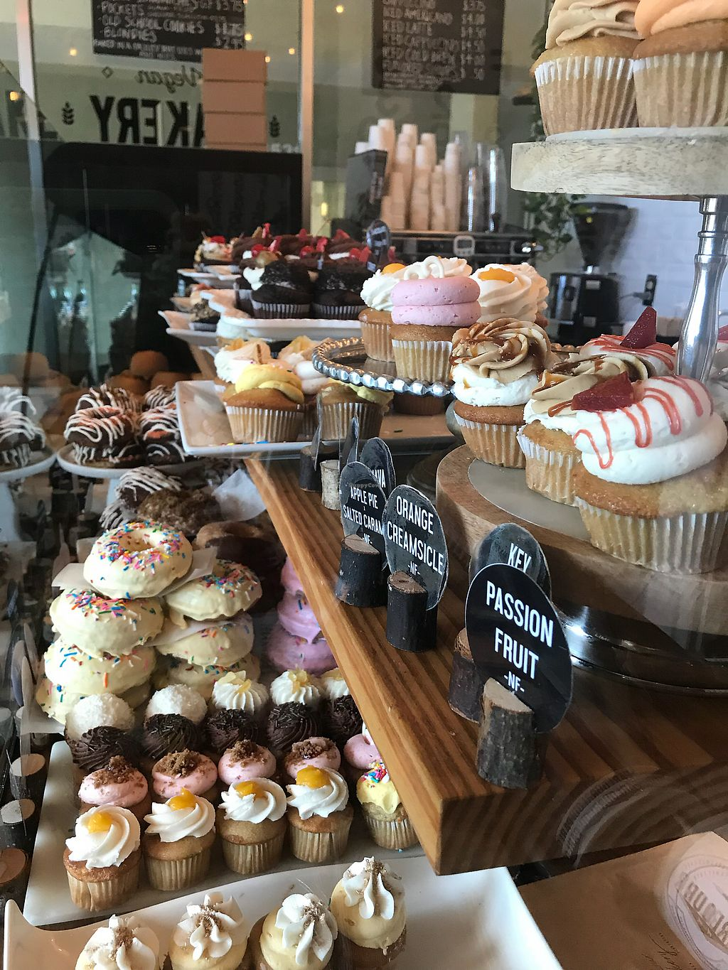 "Photo of Parlour Vegan Bakery  by <a href=""/members/profile/VictoriaLozada"">VictoriaLozada</a> <br/>Lovely treats!!  <br/> September 30, 2017  - <a href='/contact/abuse/image/58475/309949'>Report</a>"