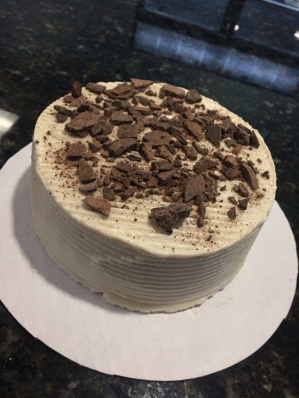 "Photo of D'Lites Shoppe  by <a href=""/members/profile/kamestancik"">kamestancik</a> <br/>coconut nice cream cake with vegan chocolate chunks <br/> March 14, 2018  - <a href='/contact/abuse/image/58486/370691'>Report</a>"
