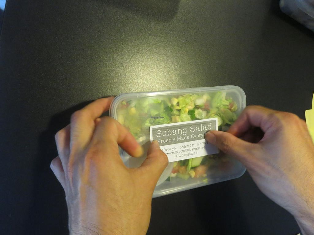 "Photo of SubangSalad  by <a href=""/members/profile/SubangSalad"">SubangSalad</a> <br/>fresh salad in a box
