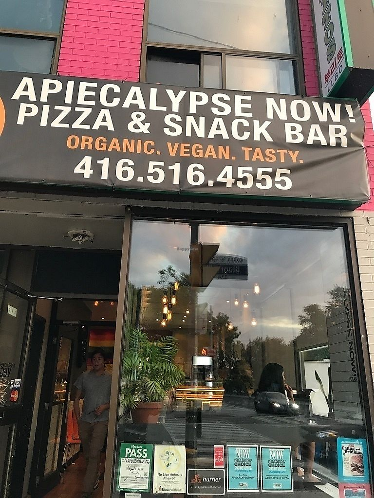 "Photo of Apiecalypse Now Pizza and Snack Bar  by <a href=""/members/profile/Drhannahj"" class=""title__title"">Drhannahj</a> <br/>Store Front <br/> September 8, 2017  - <a href='/contact/abuse/image/58573/301928'>Report</a>"