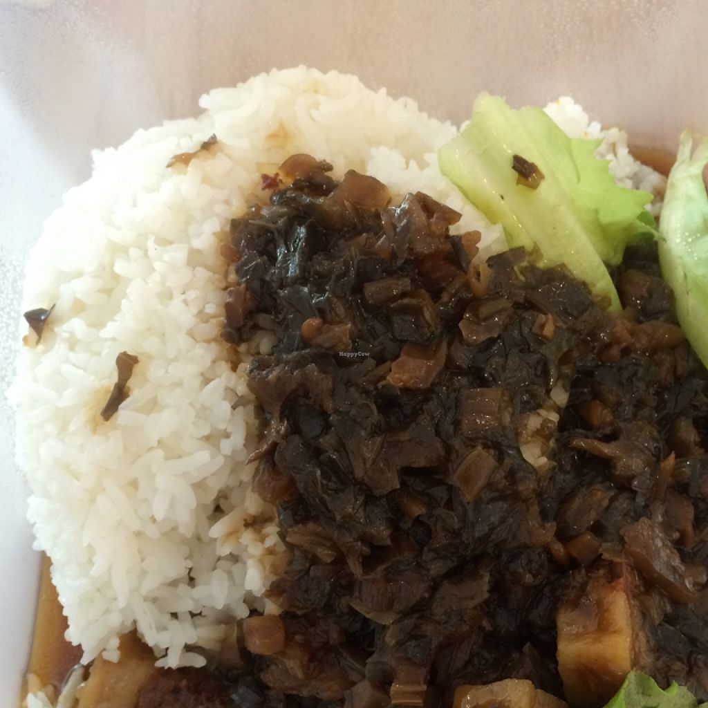 """Photo of Green Delights  by <a href=""""/members/profile/Lycious"""">Lycious</a> <br/>Braised preserved meat Rice  <br/> November 14, 2015  - <a href='/contact/abuse/image/58585/125005'>Report</a>"""