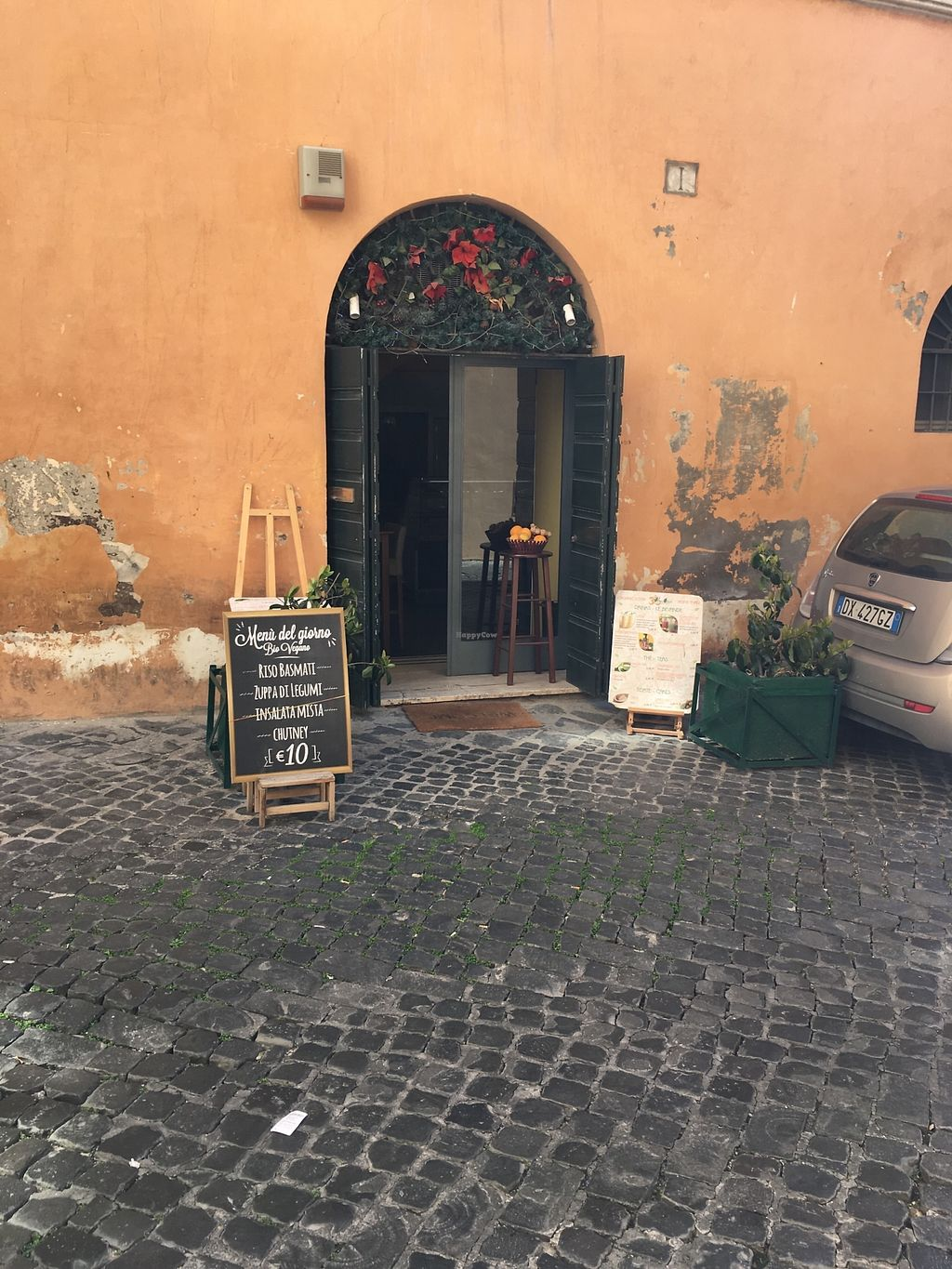 """Photo of Vega Food  by <a href=""""/members/profile/veggiefile"""">veggiefile</a> <br/>Front entrance, easy to miss! <br/> March 23, 2018  - <a href='/contact/abuse/image/58628/374793'>Report</a>"""