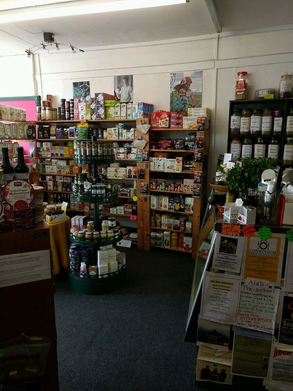 "Photo of Alston Wholefoods  by <a href=""/members/profile/craigmc"">craigmc</a> <br/>packed <br/> August 21, 2017  - <a href='/contact/abuse/image/58632/295308'>Report</a>"