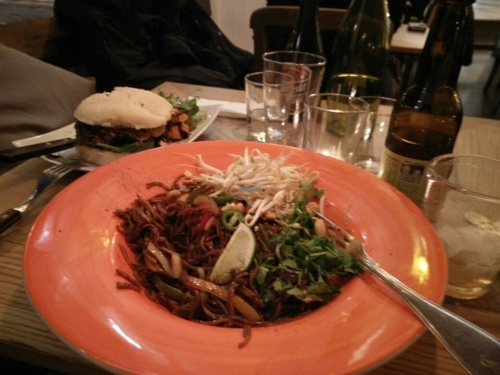 """Photo of Sajvva  by <a href=""""/members/profile/elh_sweden"""">elh_sweden</a> <br/>yummy pad thai <br/> October 21, 2016  - <a href='/contact/abuse/image/58669/183424'>Report</a>"""